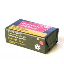ブレス産 バター ドゥミセル (加塩) 250g