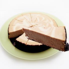 ニューヨーク チーズケーキ カプチーノ (直径約20cm 14カット)