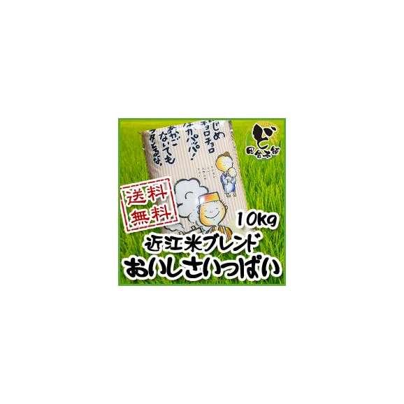 【送料無料】近江米ブレンド おいしさいっぱい 10kg01
