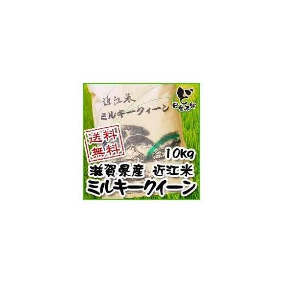 【送料無料】 28年 滋賀県産 近江米 ミルキークイーン 10kg01