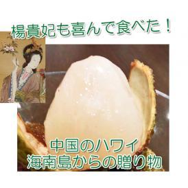 【送料無料】 数量限定 プリンセスグリーンライチ(妃子笑)500g