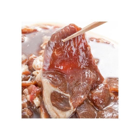 ジンギスカン 羊肉 最高級マトン 1kg(北海道 特上厳選 味付き 肉7:タレ3 老舗大畠精肉店)秘伝の味付け、ギフトにも大好評、高評価ありがとうございます!02