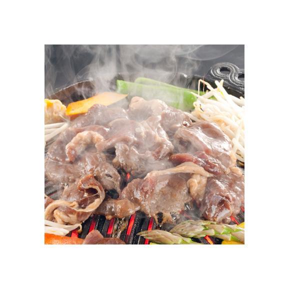 ジンギスカン 羊肉 最高級マトン 1kg(北海道 特上厳選 味付き 肉7:タレ3 老舗大畠精肉店)秘伝の味付け、ギフトにも大好評、高評価ありがとうございます!03