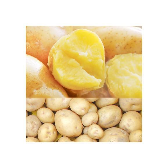 北海道産 インカのめざめ 正規品 3kg(北海道 ジャガイモ 特別栽培農園 いんか)北の大地の香りと上品な甘み、ギフトにも大好評、高評価ありがとうございます!02