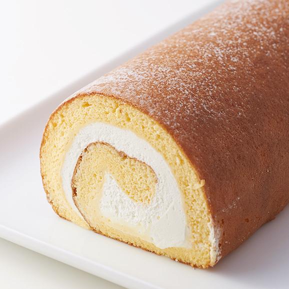 雷山プレーンロールケーキ 【ワイルドベリー オリジナルロールケーキ】01