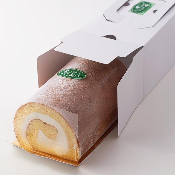 雷山プレーンロールケーキ 【ワイルドベリー オリジナルロールケーキ】02