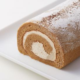 ふわふわのお洒落なロールケーキ