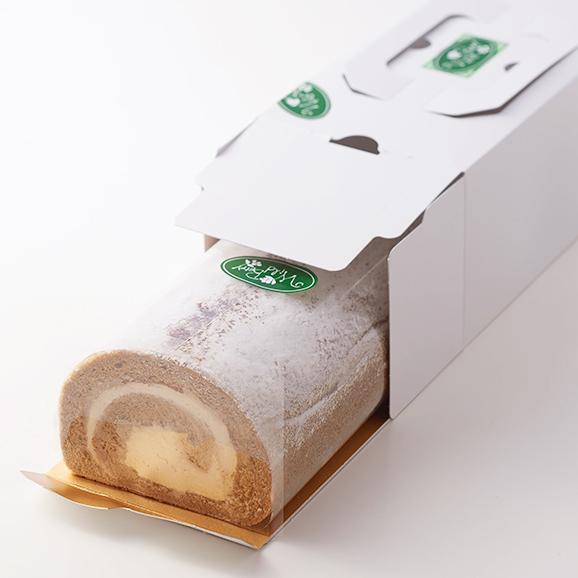 雷山珈琲ロールケーキ 【ワイルドベリー オリジナルロールケーキ】02