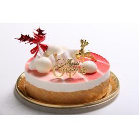糖質カットフランボワーズクリスマスケーキ 5号