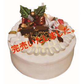 低糖質クリスマスケーキで特別なひとときを【早期予約で+300Pプレゼント】糖質オフクリスマスケーキ