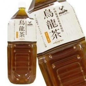 神戸居留地 ウーロン茶 2L×6本 ※同一商品のみ12本まで1配送可【7~10営業日以内に出荷】