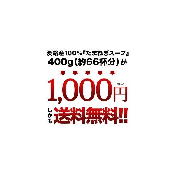 【送料無料】淡路産100% たまねぎスープ400g [賞味期限:製造日より1年間][メール便]【2~3営業日以内に出荷】05