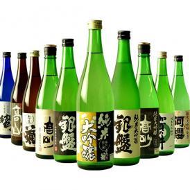 日本酒セット/純米大吟醸/大吟醸/日本酒/ギフト/送料無料