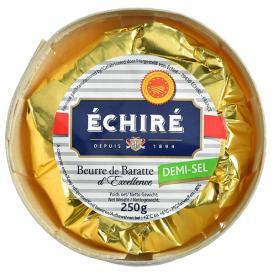 エシレ[ECHIRE]フランス産 有塩バター250g[冷蔵/冷凍]【2~3営業日以内に出荷】