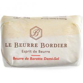 フランス産 ボルディエ[Bordier]バター 有塩125g[賞味期限:11月2日][冷蔵/冷凍可]
