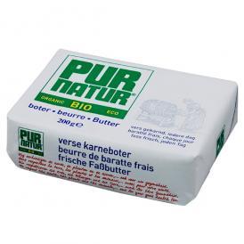 ベルギー産 PUR NATUR発酵バター(食塩不使用)200g×1個[冷蔵]【3~4営業日以内に出荷】