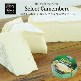 《Select -セレクト-》カマンベール 125g[冷蔵]【3~4営業日以内に出荷】