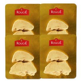 ROUGIE社フランス産フォアグラ・ド・カナール エスカロップ50g×4P[冷凍]【3~4営業日以内に出荷】