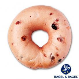 《季節限定》ベーグル・アンド・ベーグル[BAGEL&BAGEL]トリプルベリーベーグル 単品[冷凍]【3~4営業日以内に出荷】