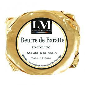 ロドルフ・ル・ムニエ 食塩不使用バター 125g[冷蔵/冷凍可][賞味期限:2週間前後]