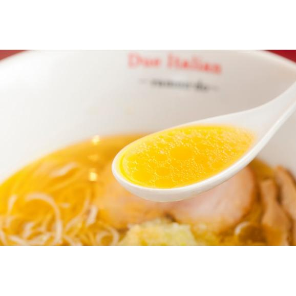 ★お店の味そのまま冷凍★ 黄金の塩らぁ麺(3食入り)02