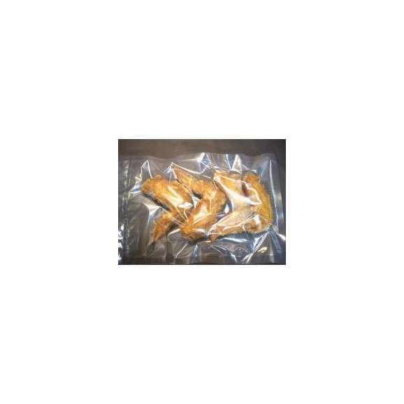 ●送料無料(調理済み)国産鶏 甘辛手羽っ唐、手羽先の唐揚げ選べる5Pセット03