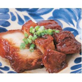 味付け豚角煮(らふてぃ)80g(肉約60g、タレ約20g) (mk)(110690)