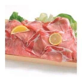 豚ローススライス (2mm) 500g (外国産)バーベキュー BBQに最適【豚肉】(im)