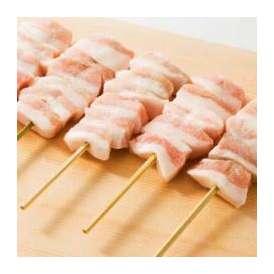 【やきとん】豚トロ串 30g×20本 バーベキュー BBQに最適【豚肉】(mk)(124159)