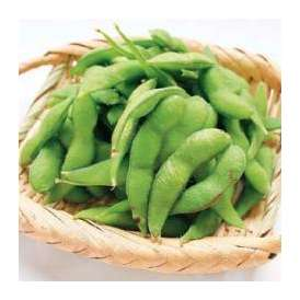 玄米黒酢農法塩味枝豆 500g 【冷凍野菜】(15497)