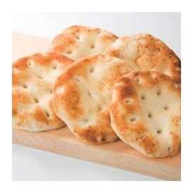 厚手フォカッチャ120g×5枚 長期保存!便利な冷凍できるパン【冷凍パン】(nh311330)