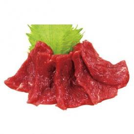 馬刺し赤身 約50g×5パック(約250g)【馬肉】(nh761511)