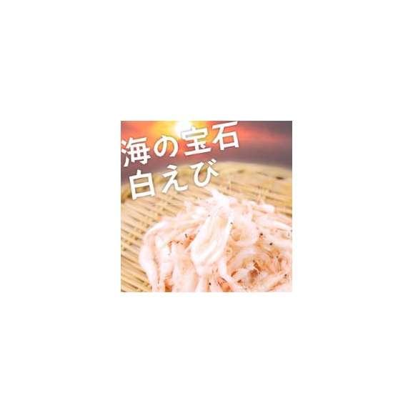 海の宝石!白えび 500g 【生食可能】【台湾産】【白エビ 白海老 シロエビ しろえび】(32339)01