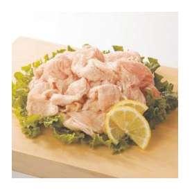 【鶏肉】国産 鶏皮(鳥皮) 2kg (2kg1パックでの発送)【鳥肉】