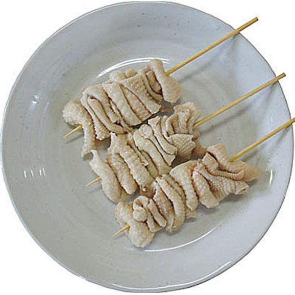 国産鶏 ボイル皮串 40g 50本【鶏肉】【焼き鳥 やきとり】【業務用】(fn70070)02