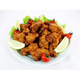 鶏ももの唐揚げ 1kg (ブラジル産・タイ産・その他)【から揚げ】【鳥肉】【冷凍】(fn82198)