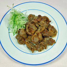 鹿児島県産の砂肝使用 砂肝の柔らか煮 1kg お酒のおつまみに最適【鳥肉】【冷凍】(fn70231)