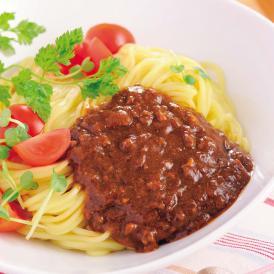 【送料無料】【メール便】ジャージャー麺の素 500g (1袋 約6人分)(rns250747)具材感のあるソースをかけるだけ!