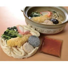 具付麺 えび天鍋焼うどんセット×3パック 1食(300g/内、麺200g) (nh723837)