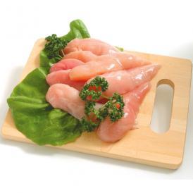 桜姫 ささみ 2kg (宮崎県産) (im)透明感のある桜色で、鶏独特の臭みが少なく、一般の鶏肉に比べてビタミンEが3倍以上