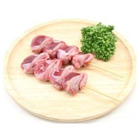 砂肝串 40g×20本 焼き鳥 国産鶏 (15cm丸串)(pr)(40720)(焼鳥 やきとり)