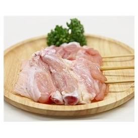 手羽先串 1ヶ刺し×20本 焼き鳥 国産鶏 (15cm丸串)(pr)(41310)(焼鳥 やきとり)