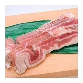 豚バラスライス(2mm)1kg(外国産) バーベキュー BBQに最適【豚肉】(im)
