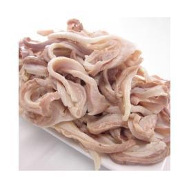 豚ガツスライス 1kg (国産)ボイルして食べて下さい(im)