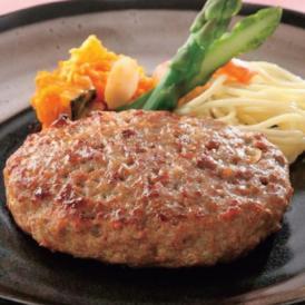 やわらかハンバーグ 60g×25個 (nh181724) オーブンか揚げるだけの簡単調理