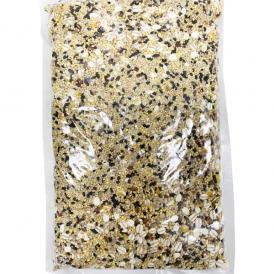 【送料無料】【メール便】十五穀米ブレンド 500g×2パック 国産玄米使用 (nh632275)