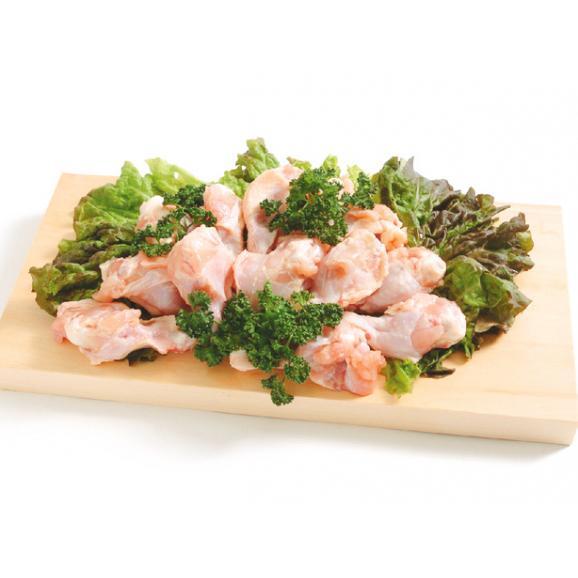 菜彩鶏 手羽元 2kg(1パックでの発送)(岩手県産) (fn67705)全飼育期間において抗生物質を使用せず健康な鶏を育てています。01