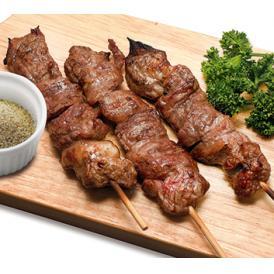 ラムショルダー串 40g×20本 オーストラリア産 羊肉 (pr)(49227)アロスティチーニとは、イタリア中部アブルッツォ州の名物料理