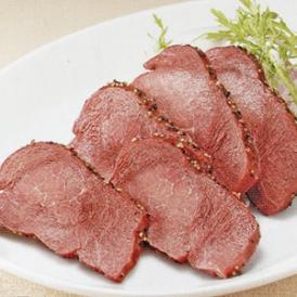 馬刺し 馬肉の燻製 パストラミ(さい干し) 約150g【さいぼし サイボシ】【馬肉】(nh861387)