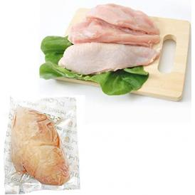 若どり 鶏むね肉 360g(九州産 産地パック)使いやすい小分けパック